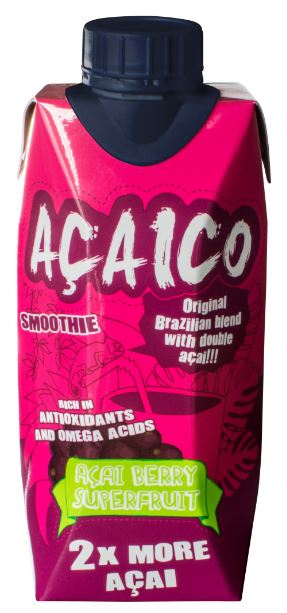 Acaico Smoothie low